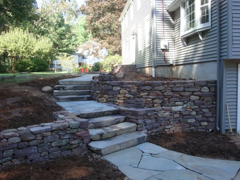 Free Woodworking Plans Projects Patterns Garden Outdoors Stairs Plans ...
